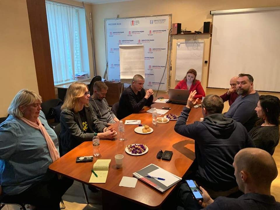 """Регіональна координаторка ВО """"ВОНА"""" Яніна Стемковська увійшла до Робочої групи з декриміналізації людей, які вживають вживають наркотики"""
