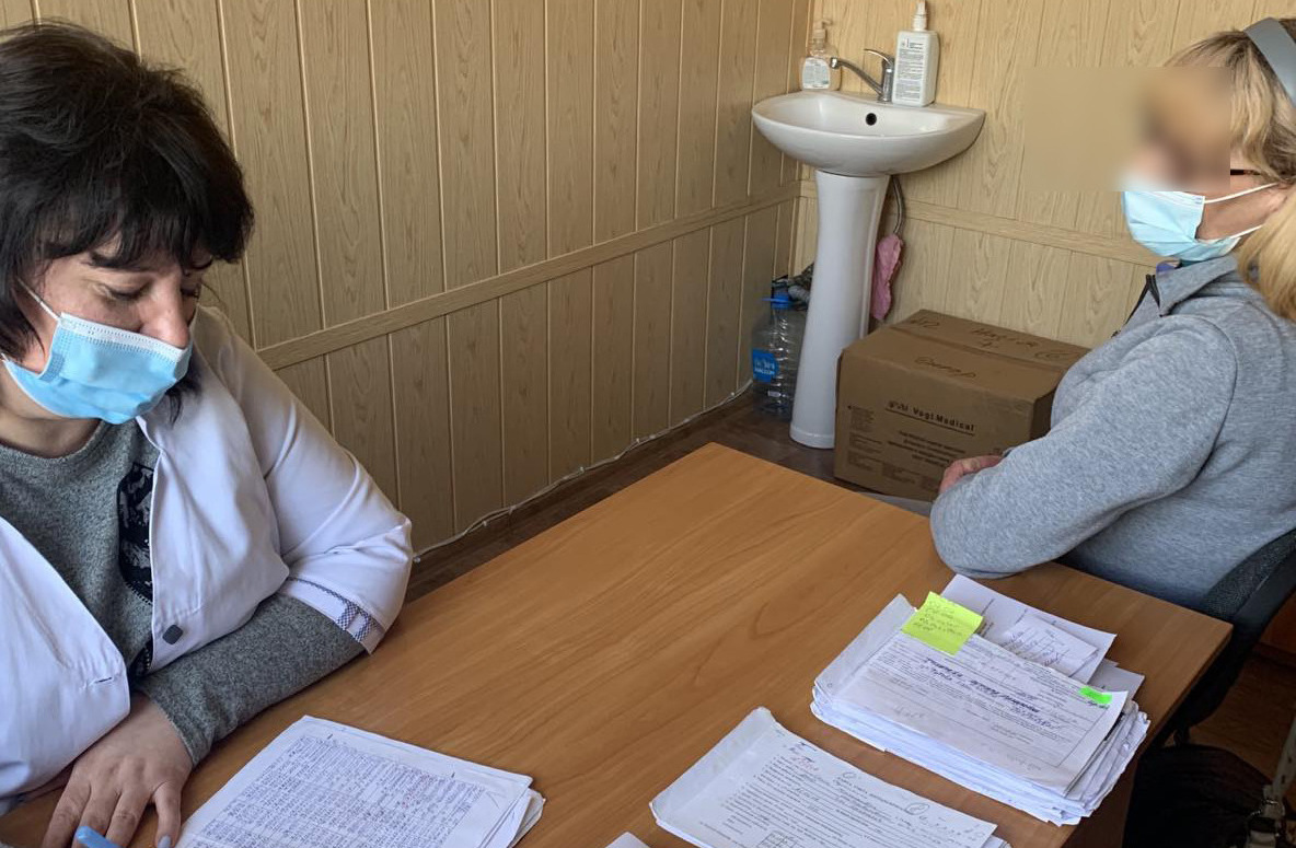 У Дніпрі наркозалежні жінки матимуть більше доступу до медичних послуг